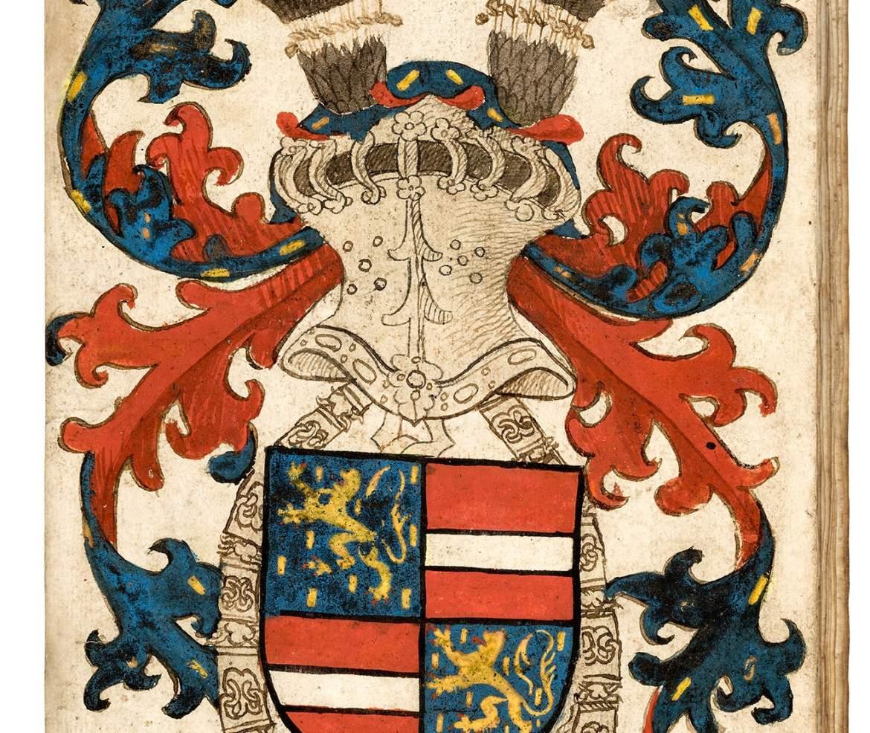 The Nassau-Vianden Armorial