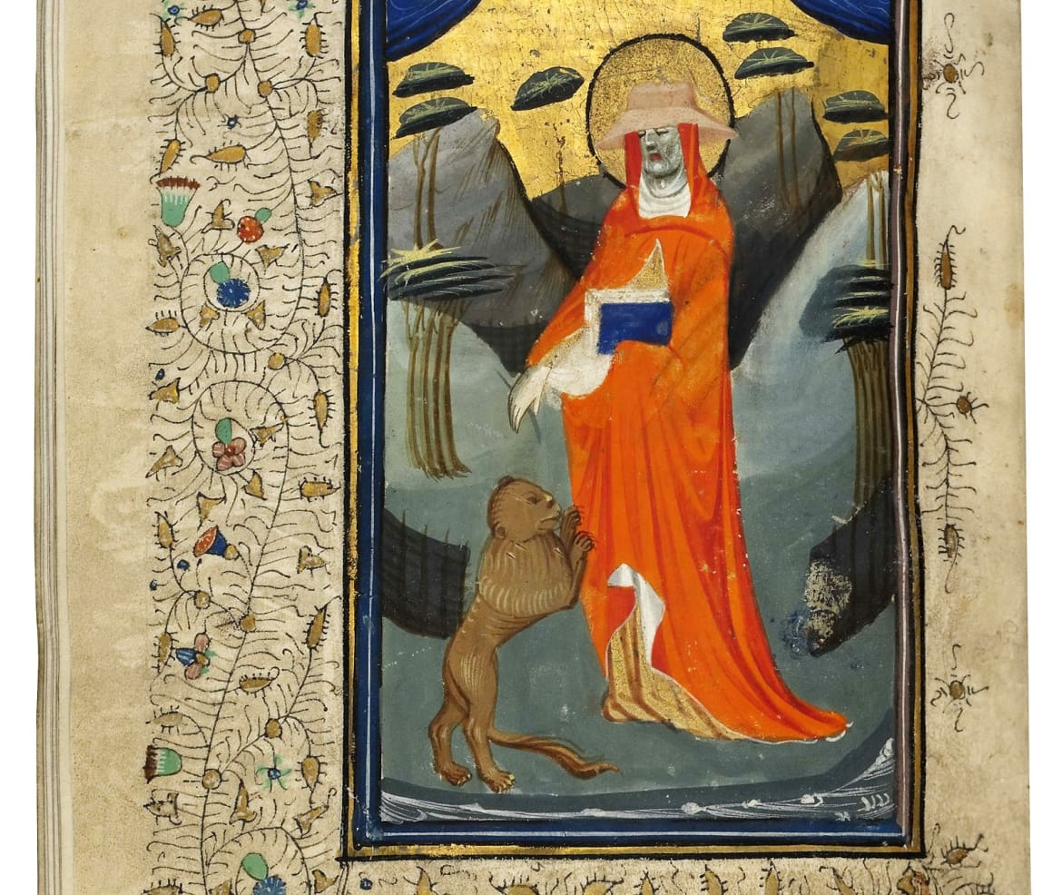 Bruges Book of Hours exhibited in London