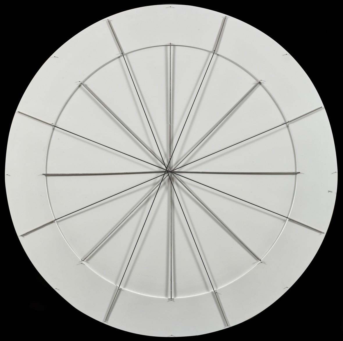 Spazio elastico (bianco) [Elastic Space (White)]