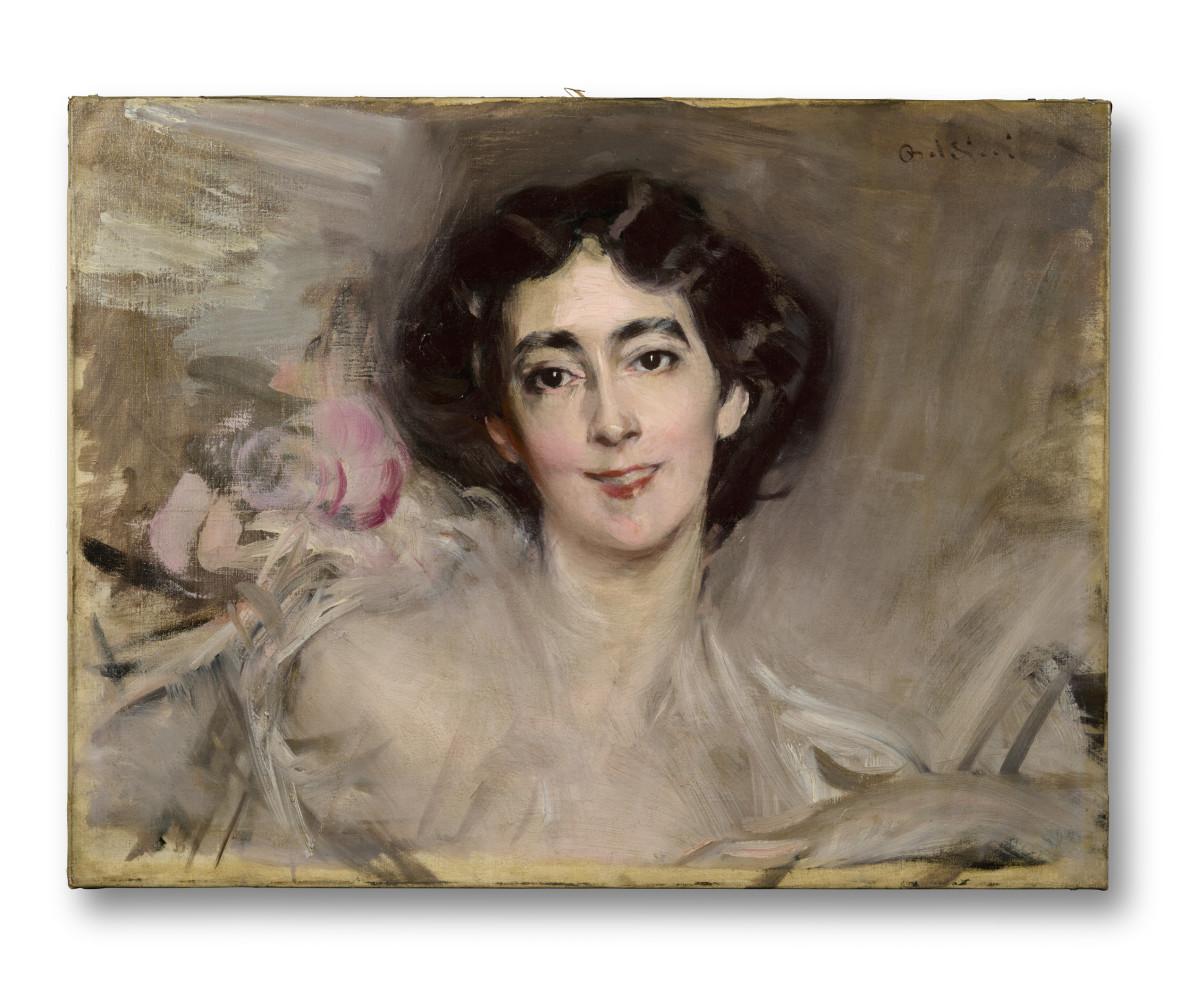 Portrait of Elsie de Wolfe, later Lady Mendl (1865–1950)
