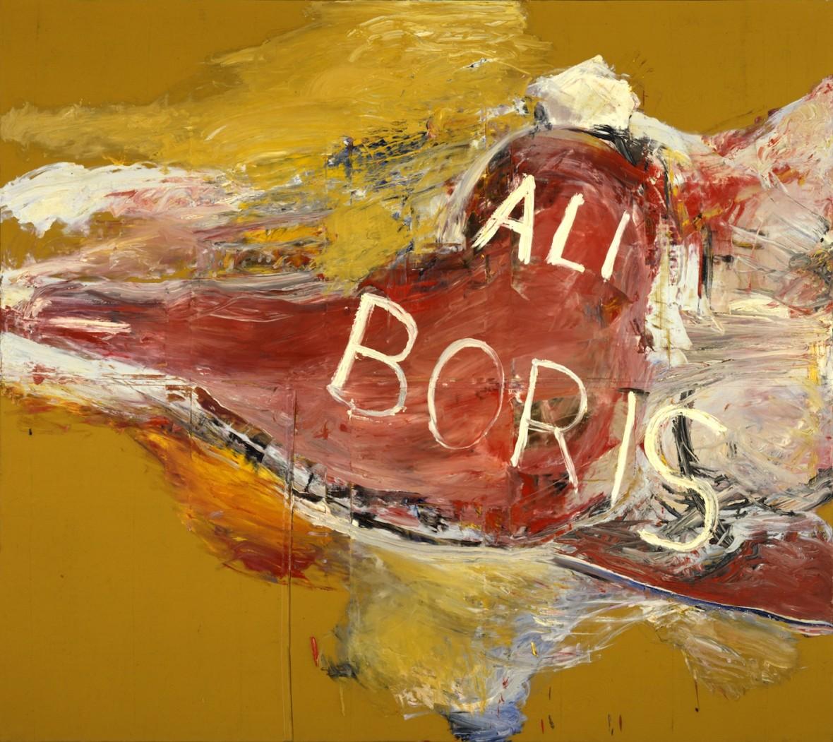 Ali Boris