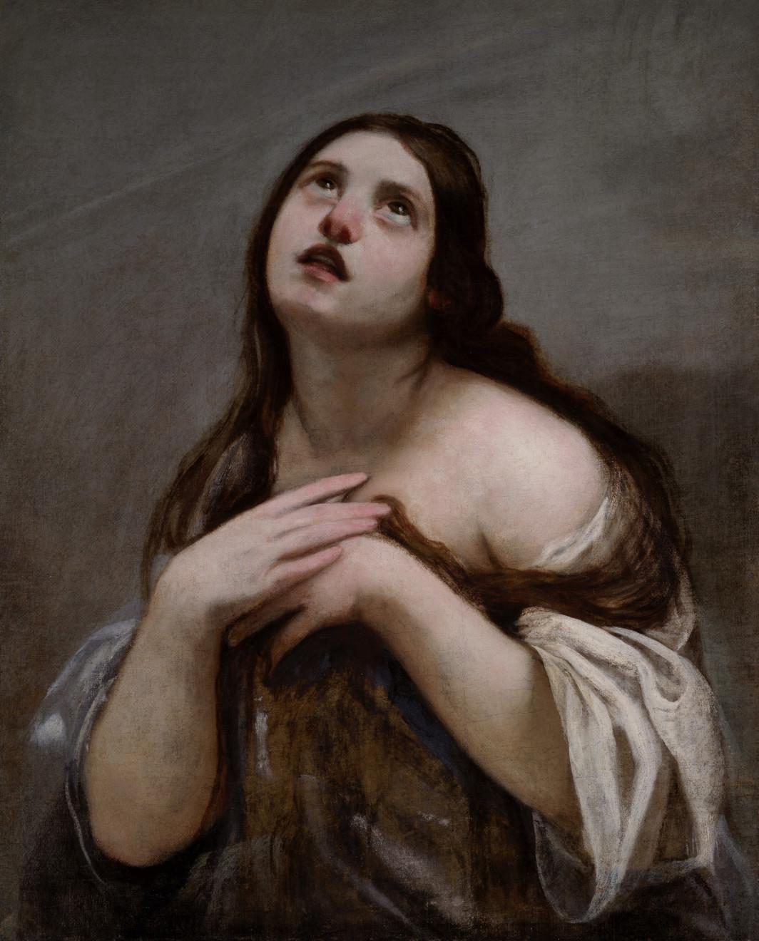 Guido Cagnacci, St Mary Magdalen | Robilant + Voena