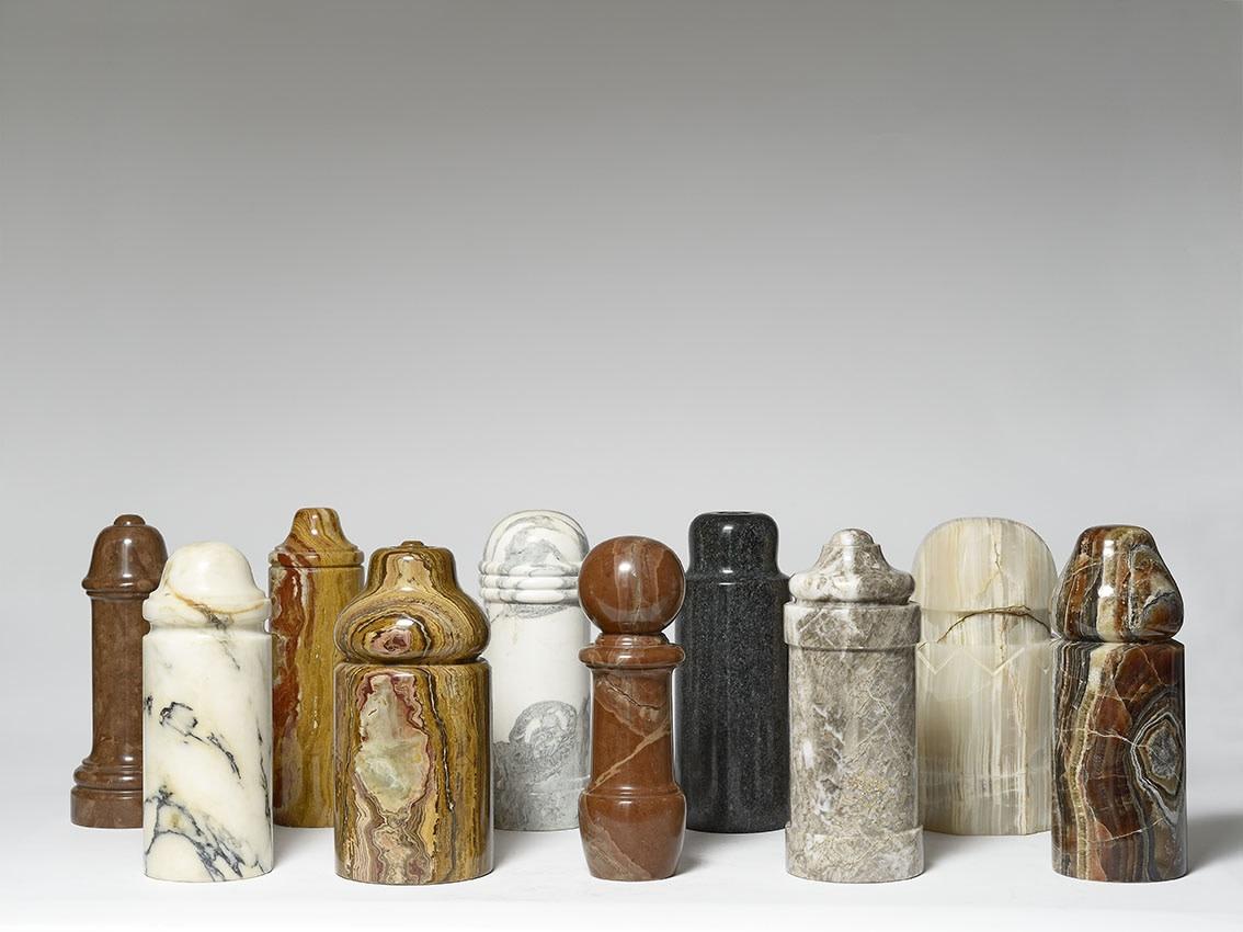 """<div class=""""artist""""><strong>Pietro Consagra,</strong><em>No. 10 Paracarri</em>, 1972-1974</div><div class=""""medium""""></div>"""