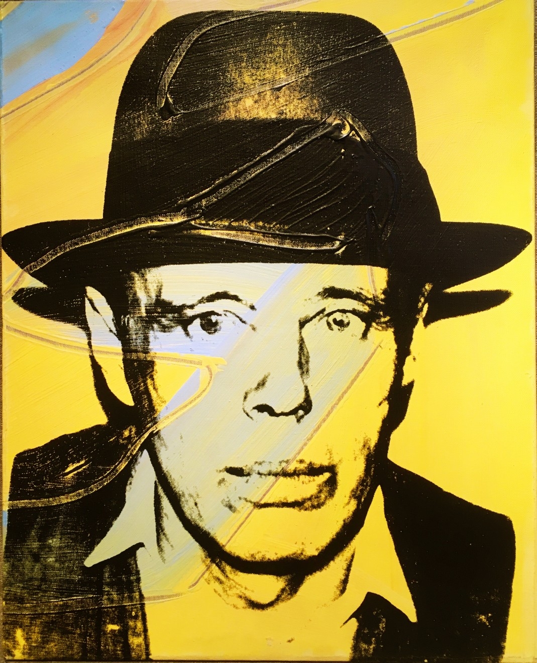 "<div class=""artist""><strong>Andy Warhol, </strong><em>Portrait of Joseph Beuys</em>, 1980</div><div class=""signed_and_dated""> </div>"
