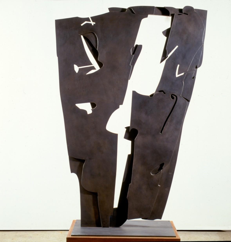 """<div class=""""artist""""><strong>Pietro Consagra,</strong><em>Racconto del Demonio No. 3</em>, 1962</div>"""