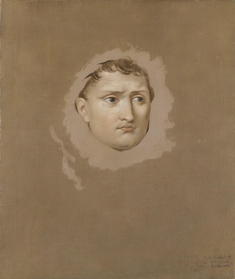 "<p><b>Teodoro Matteini,</b><i style=""line-height: 1.8em;"">Napoleon I</i><span style=""line-height: 1.8em;"">, 1807</span></p>"