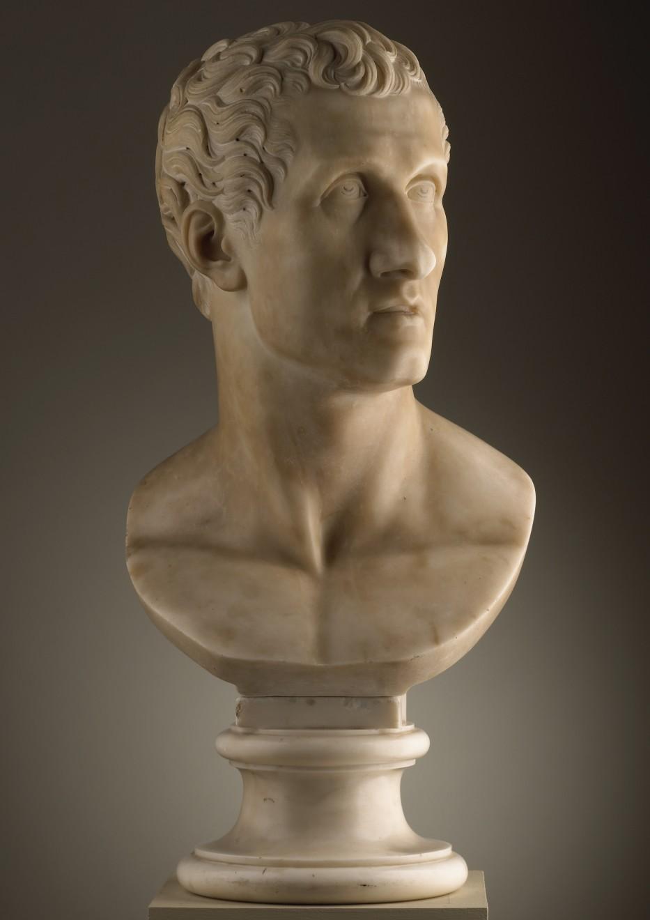 "<p><b>Raimondo Trentanove,</b><i style=""line-height: 1.8em;"">Antonio Canova</i><span style=""line-height: 1.8em;"">, 1817</span></p>"