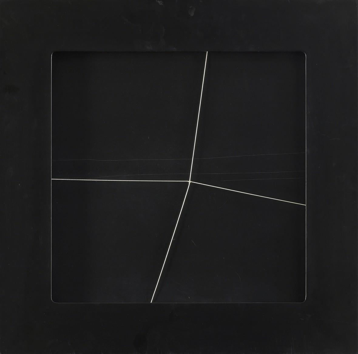 <p><b>Gianni Colombo,</b><i>Spazio elastico - Superficie (Elastic Space -Surface)</i>, 1972-74</p><p></p>