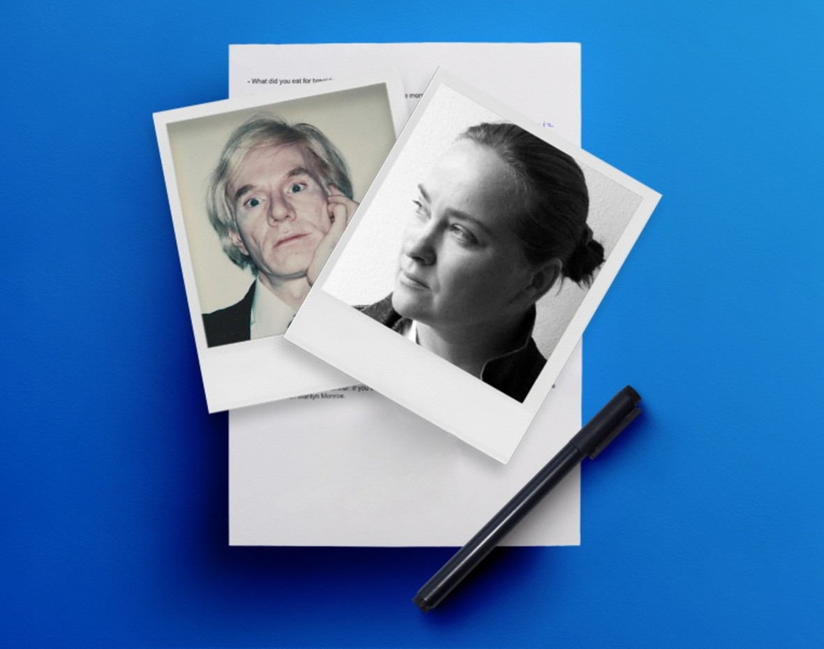 Andy Questions: the artist Maria Serebriakova