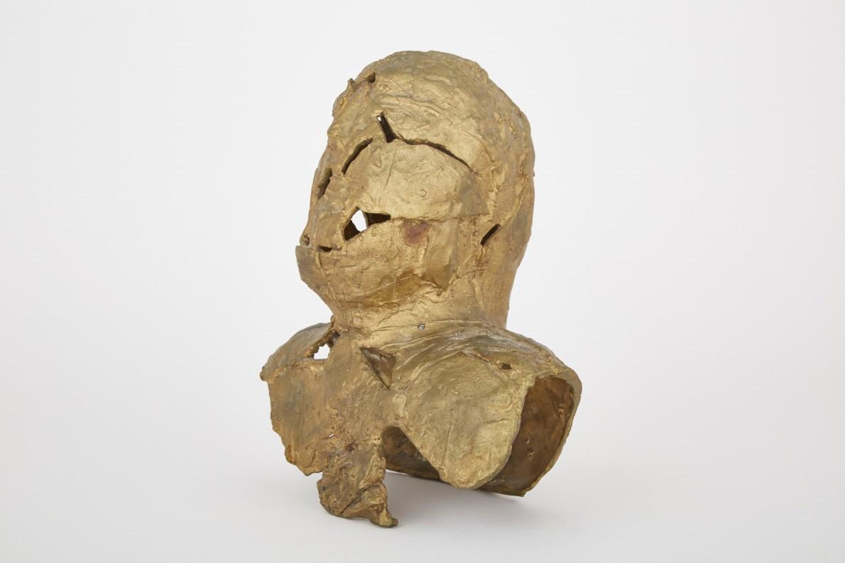 Eduardo Paolozzi, Shattered Head, 1956