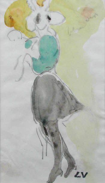 Untitled (Dancer II)