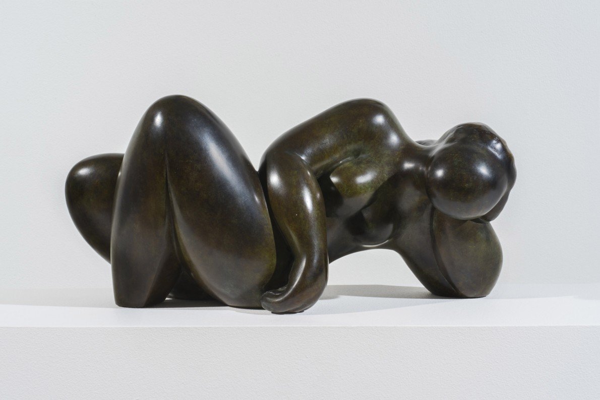 Baltasar Lobo, À La Source, 1982