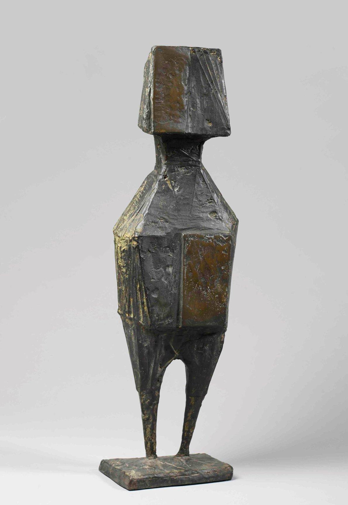 Lynn Chadwick, Folded Winged Figure, 1968