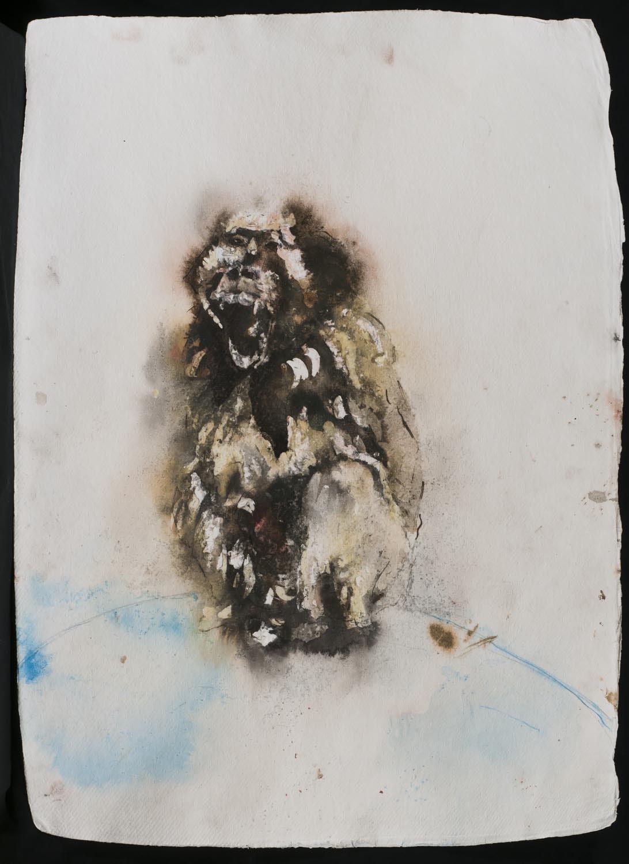 Paul Richards, London Monkey, 2014