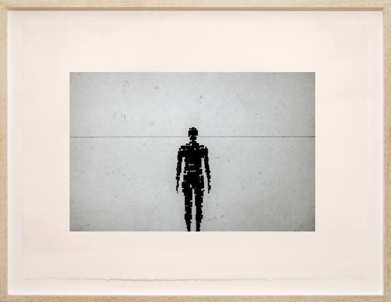 Antony Gormley, Sublimate, 2008