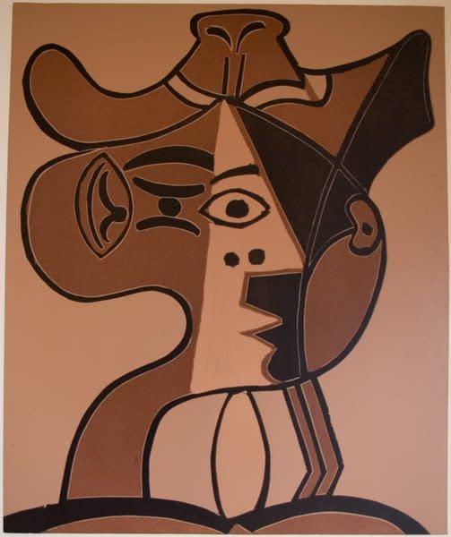 Pablo Picasso - Linocuts