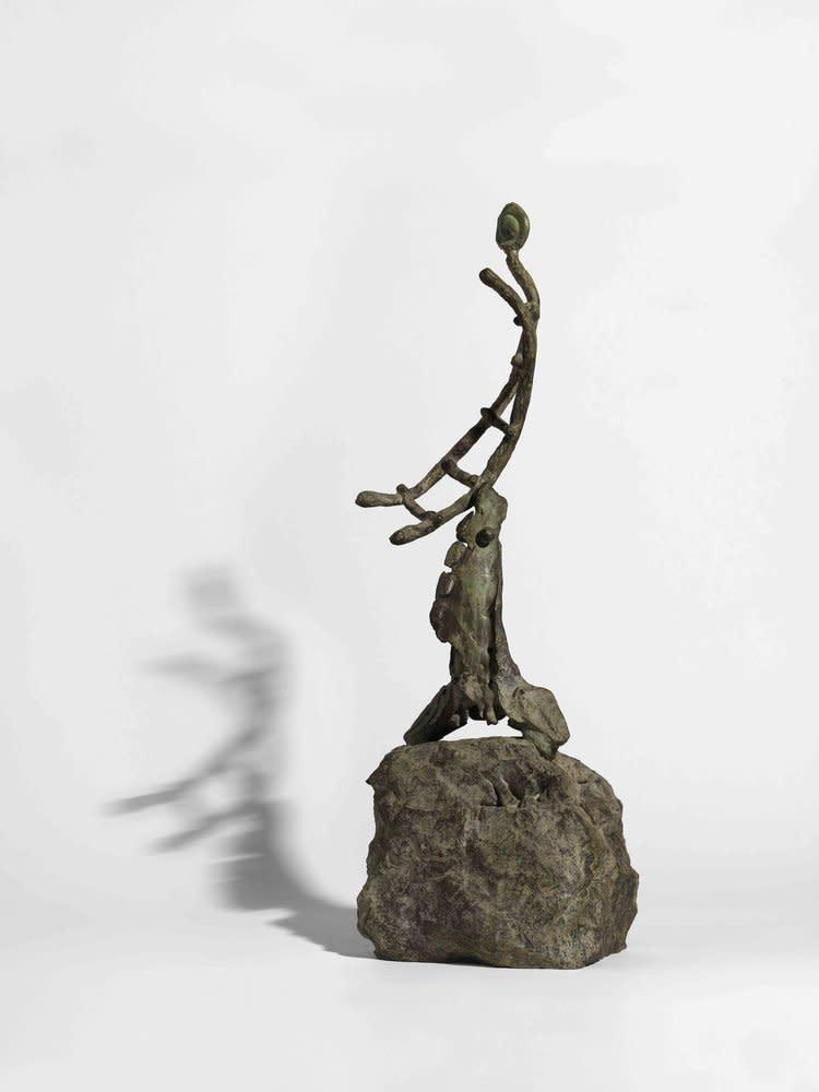 Joan Miró, L'Échelle de l'évasion, 1971