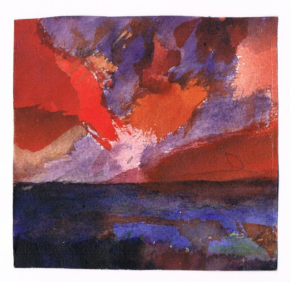 Herbert Beck, Wolkenspiele
