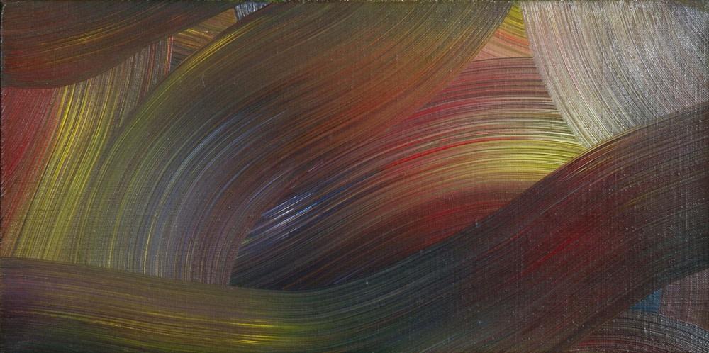 Gerhard Richter, Rot-Blau-Gelb (338-21), 1973