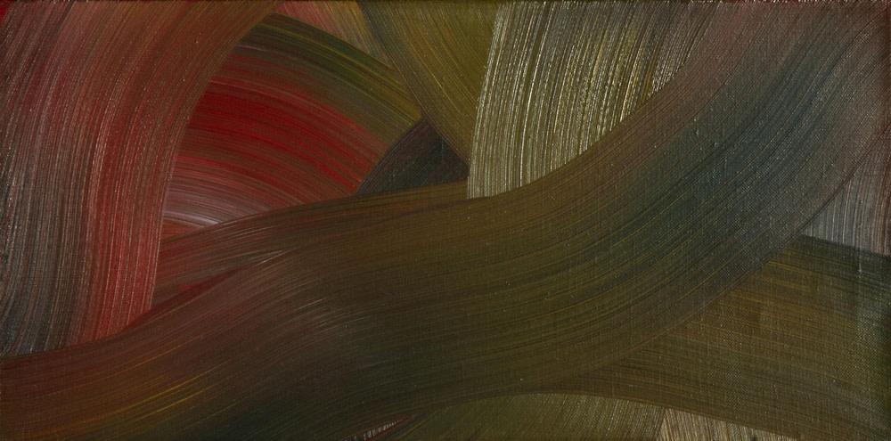 Gerhard Richter, Rot-Blau-Gelb (338-11), 1973