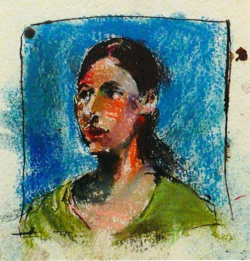 Paul Richards, Cecilia, 2007