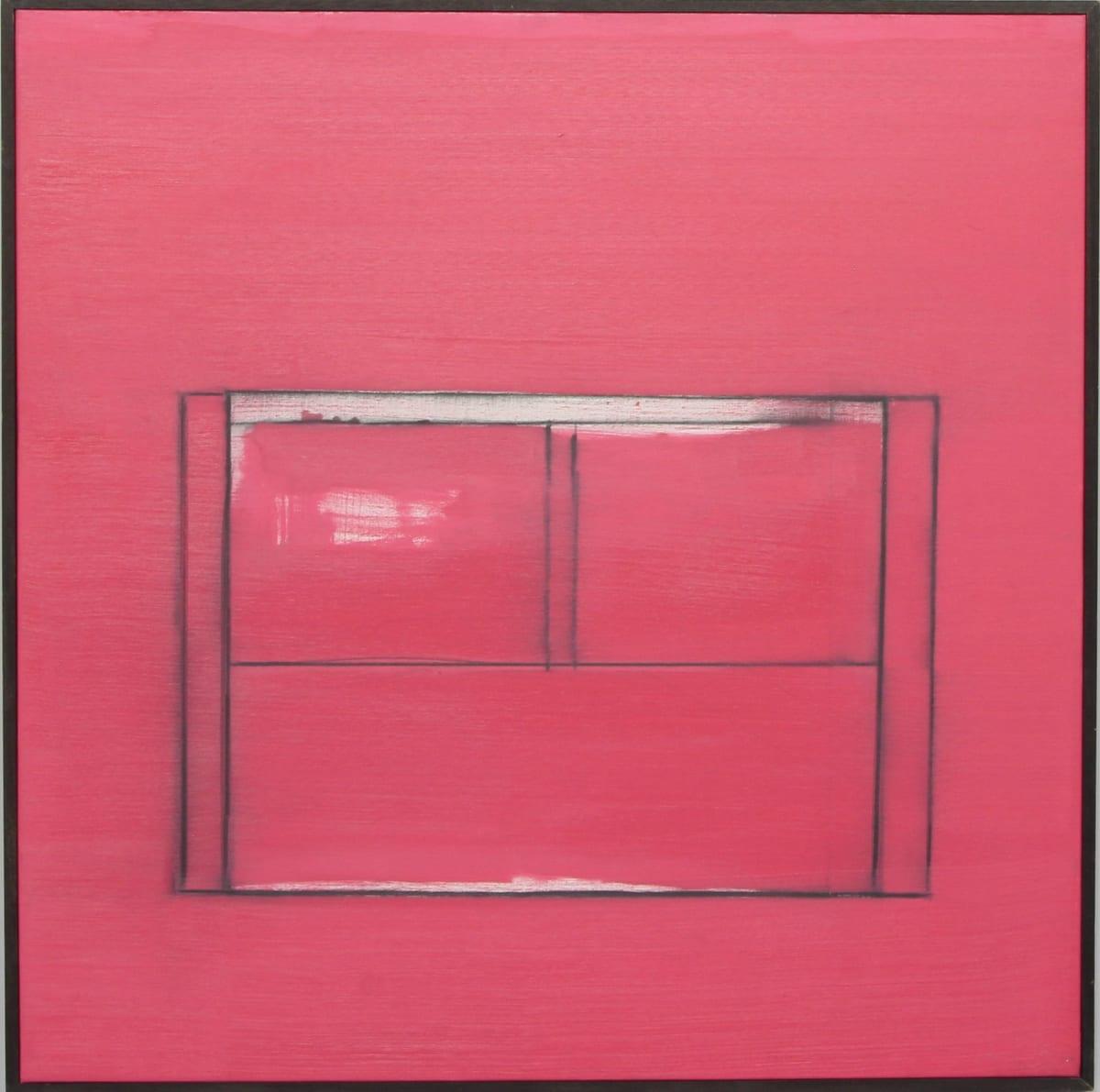 Antonio Freiles SENZA TITOLO Oil on canvas. 80 x 80 (31.5 x 31.5 in)