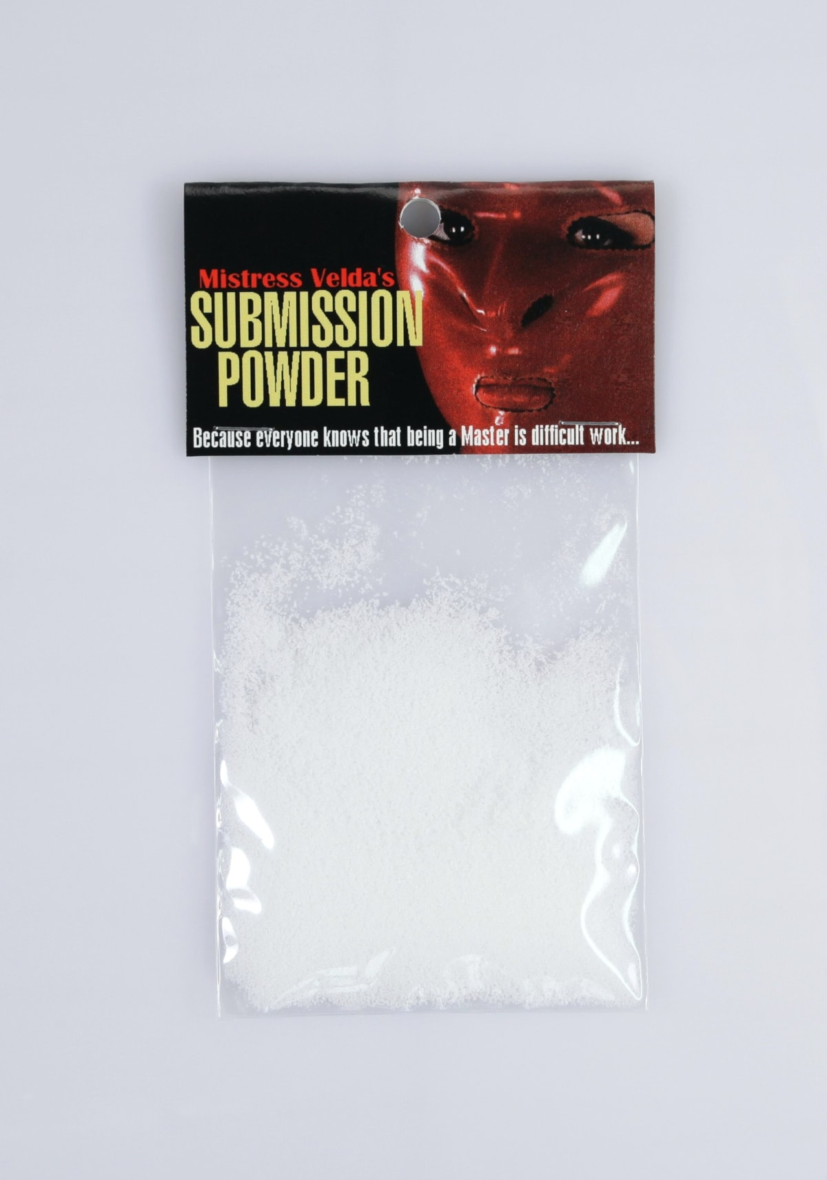 Submission powder