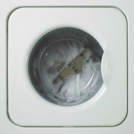 Shadi GHADIRIAN, Nil Nil #17 (laundry machine), 2008