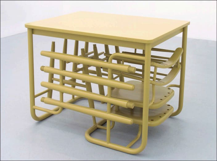 Michael JOHANSSON, Kitchen Assembly, 2008