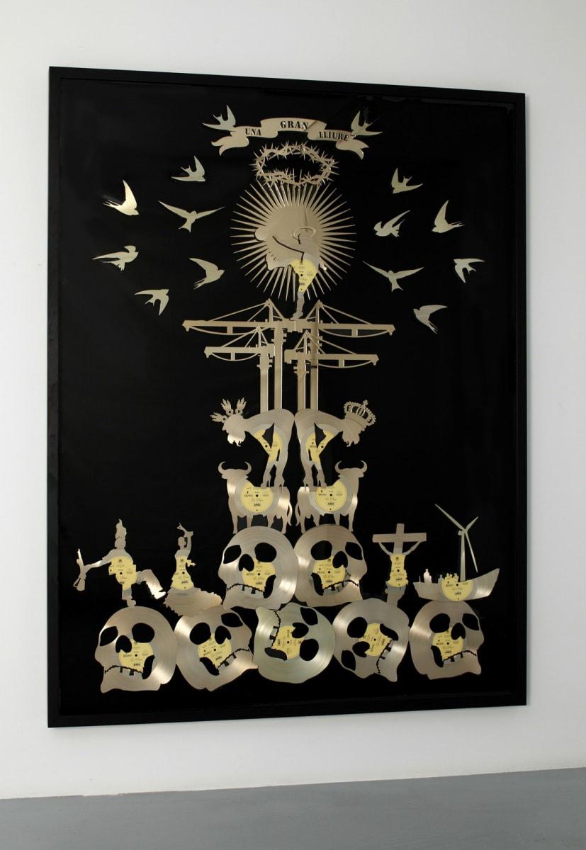 Carlos AIRES, Es Pain (gold vinyl edition), 2010