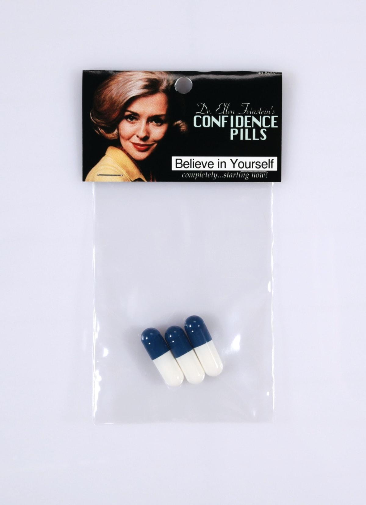 Confidence pills