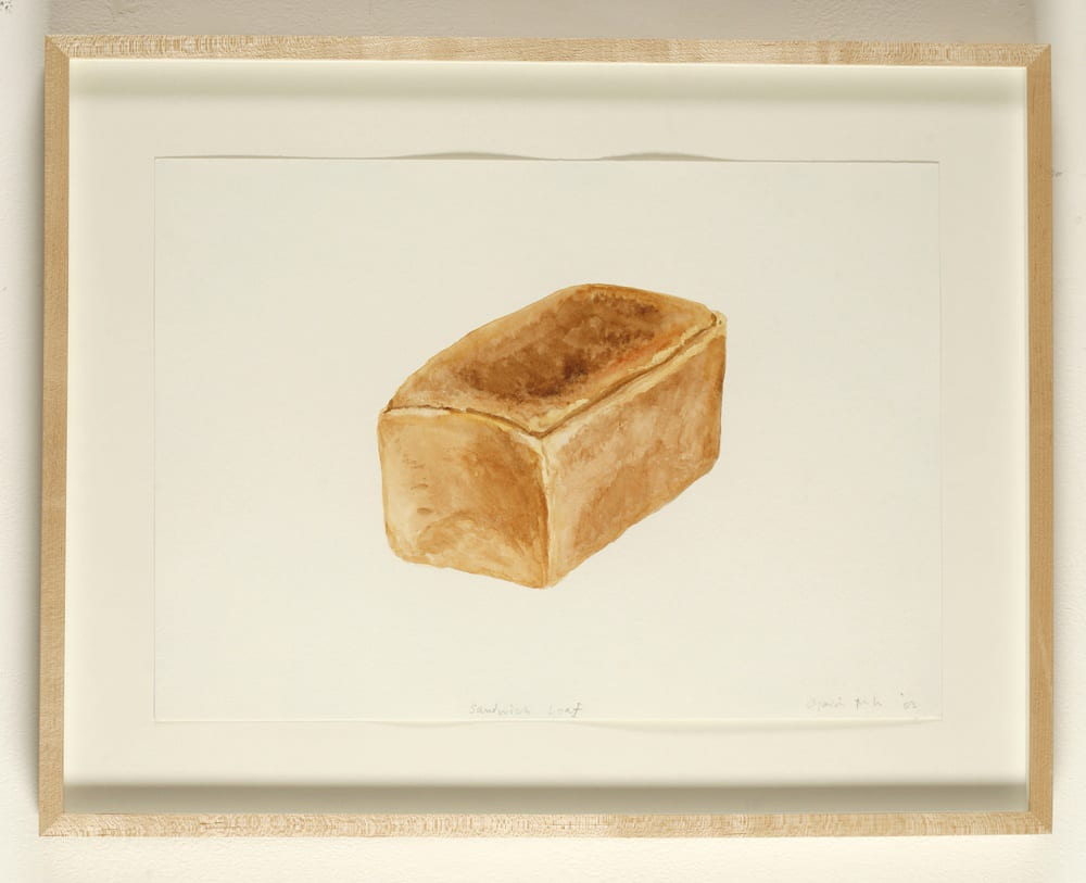 Gavin TURK, Daily bread (SandWich loaf), 2003