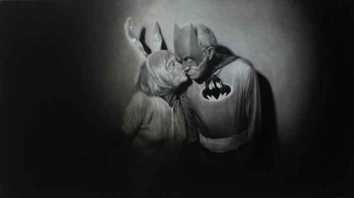 Jason Bard YARMOSKY, The Kiss, 2013