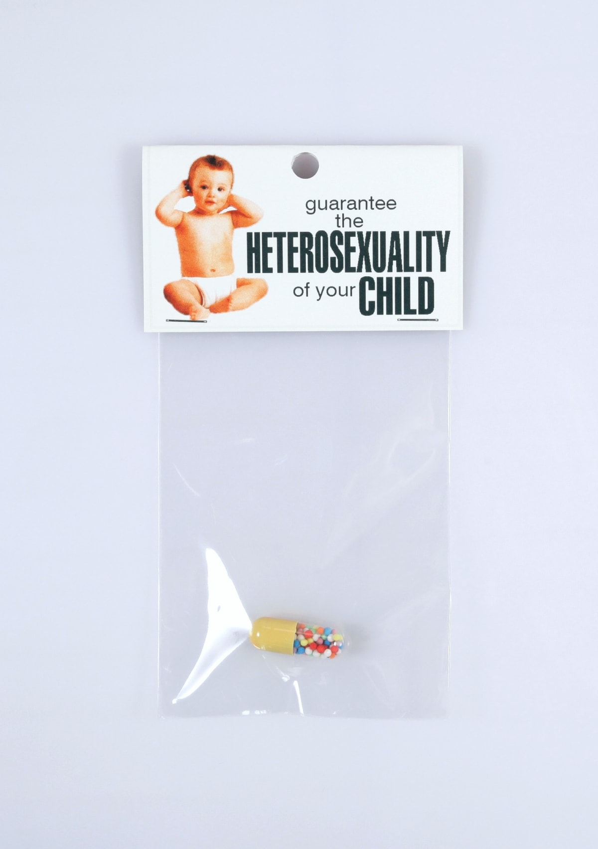 Guarantee the heterosexuality of your child