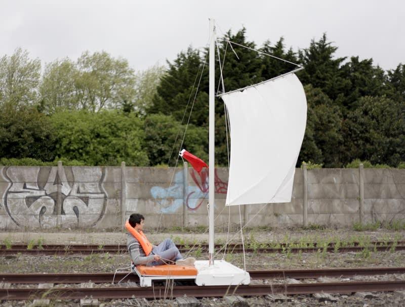 HEHE, Radeau de Sauvetage, 2012