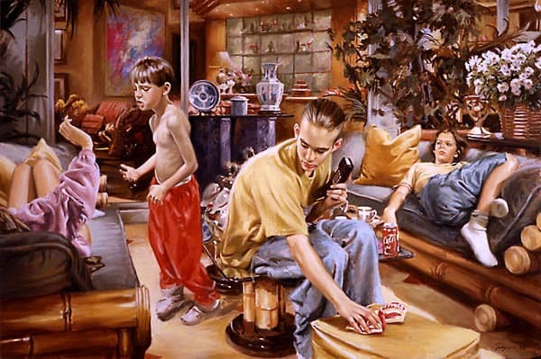 Terry RODGERS, The Good Life, 1998