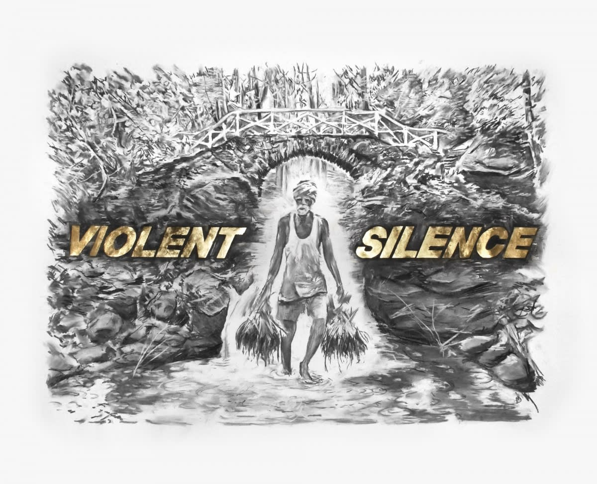 Filip MARKIEWICZ, Violent silence, 2015
