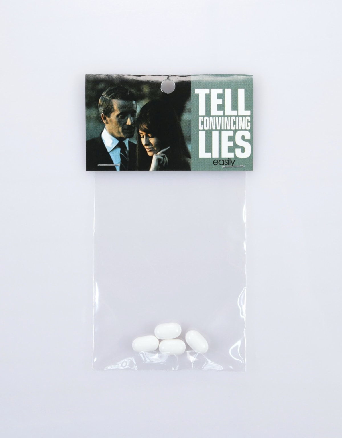 Tell convincing lies