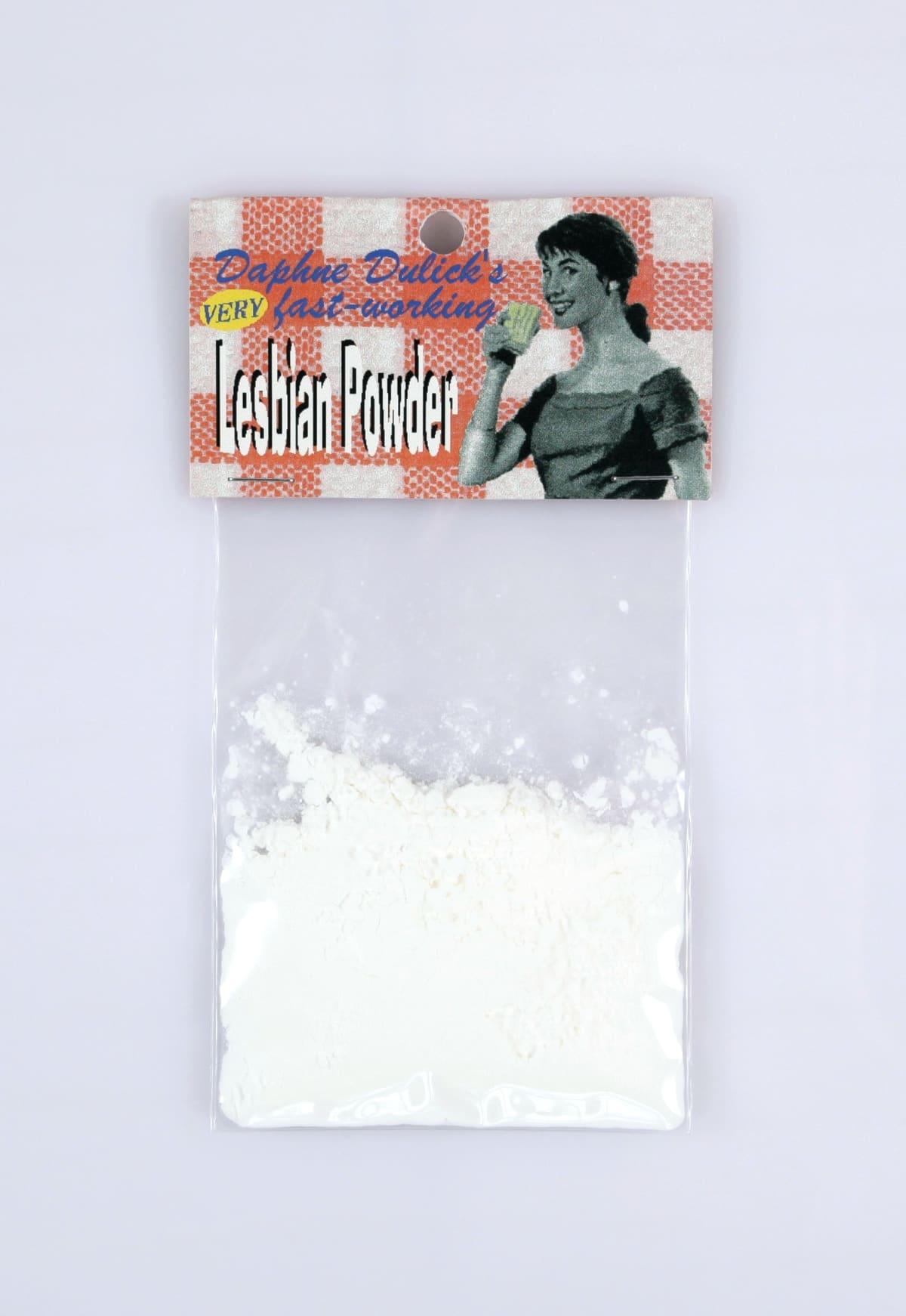 Lesbian powder