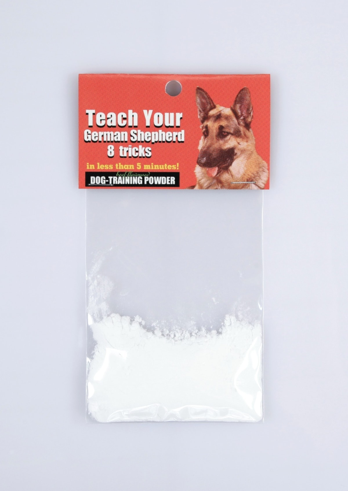 Teach your German Shepherd 8 tricks