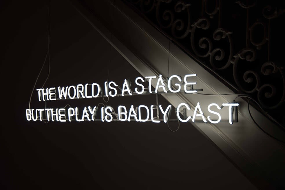 Filip MARKIEWICZ, The world is a stage but the play is badly cast, 2015