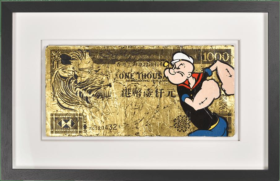 Lhouette, Hong Kong Dollar (Popeye)