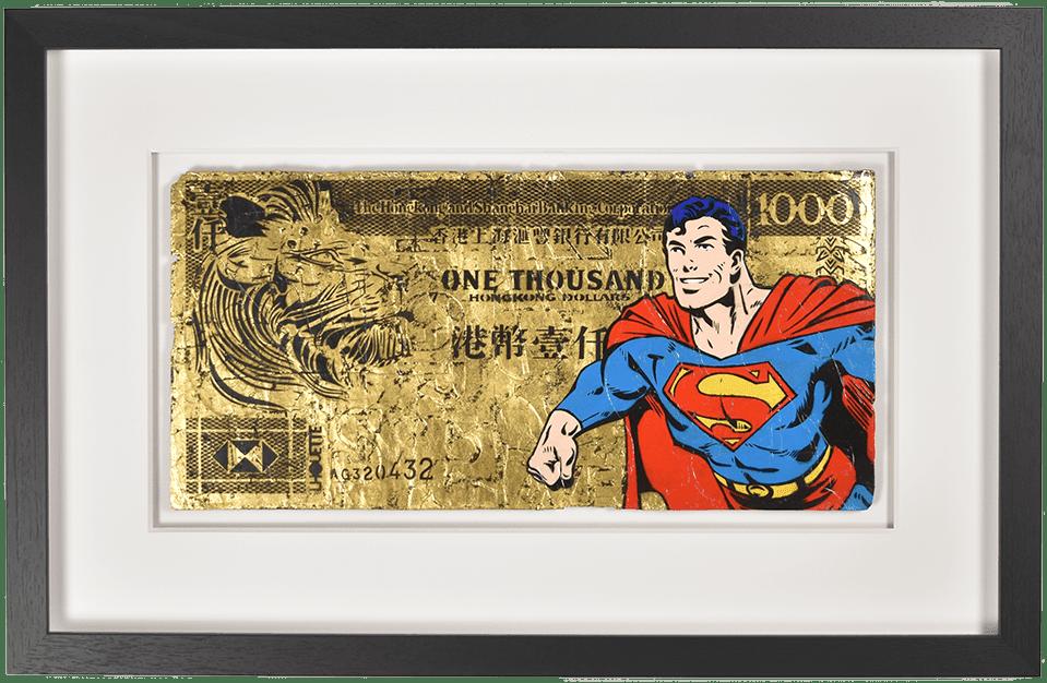 Lhouette, Hong Kong Dollar (Superman)