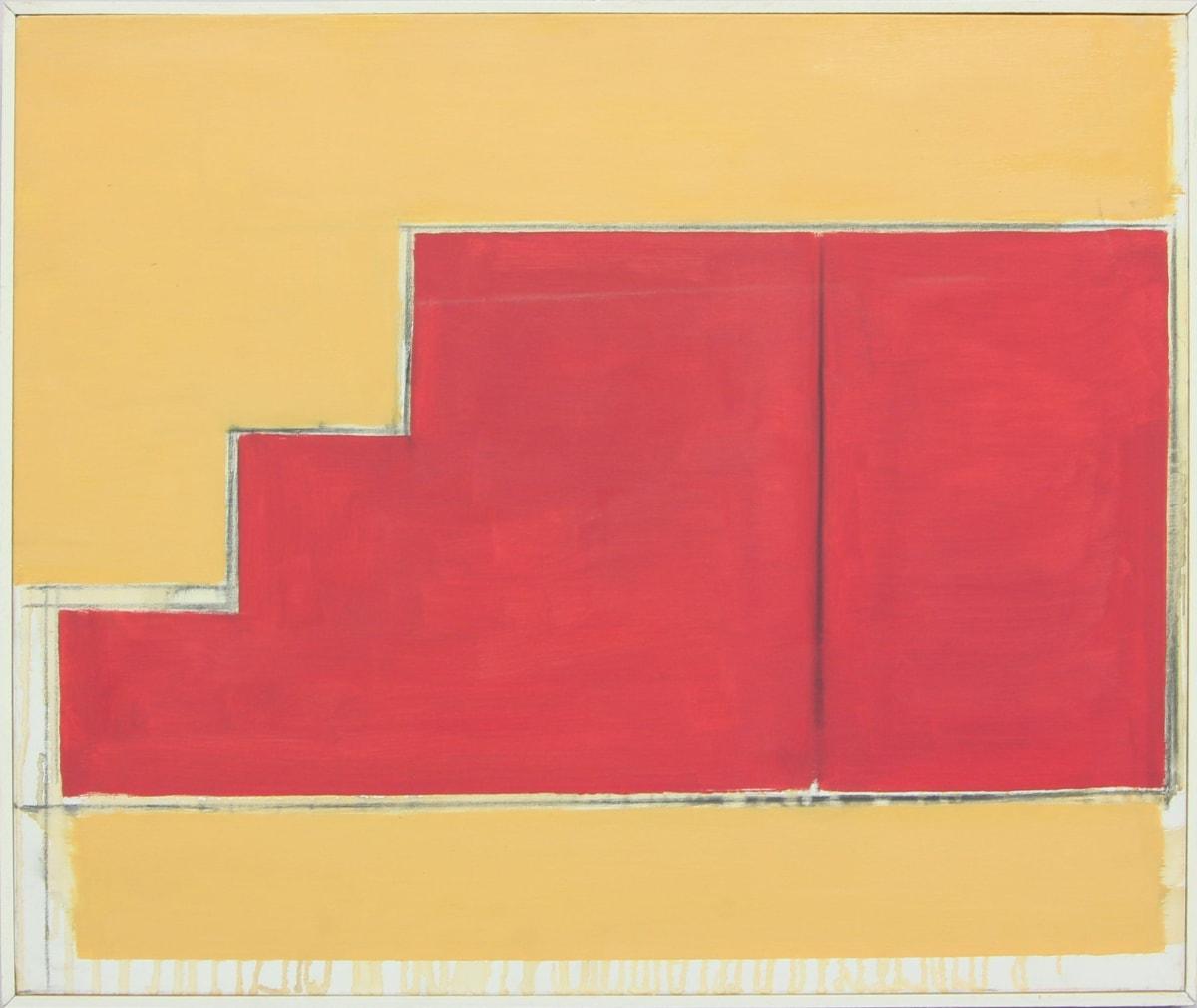 Antonio Freiles SENZA TITOLO, 2013 Oil on canvas. 50 x 60 cm (19.7 x 23.6 in)