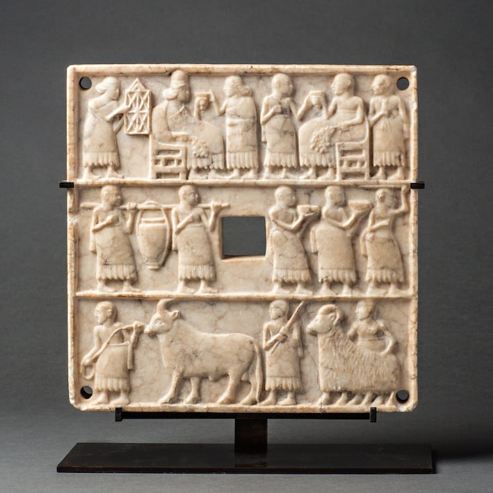 Sumerian Door Catch, 2700 BCE - 2500 BCE