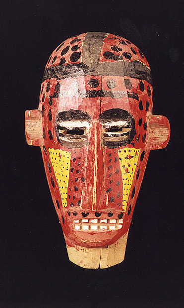 bambara masks   Barakat Gallery