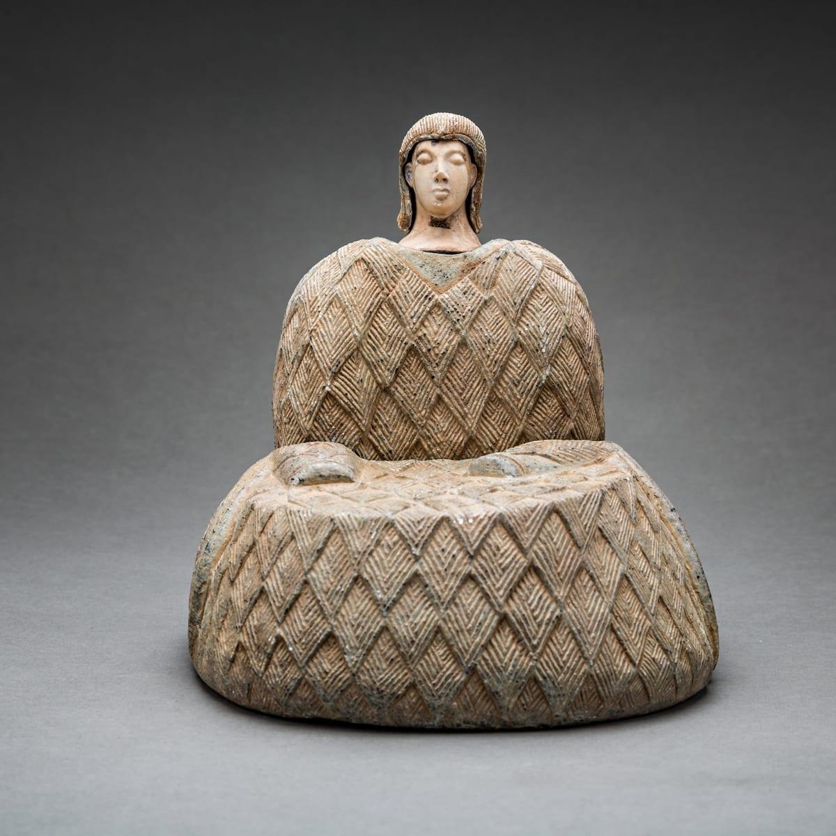 Bactrian Idol, 2800 BCE - 2300 BCE