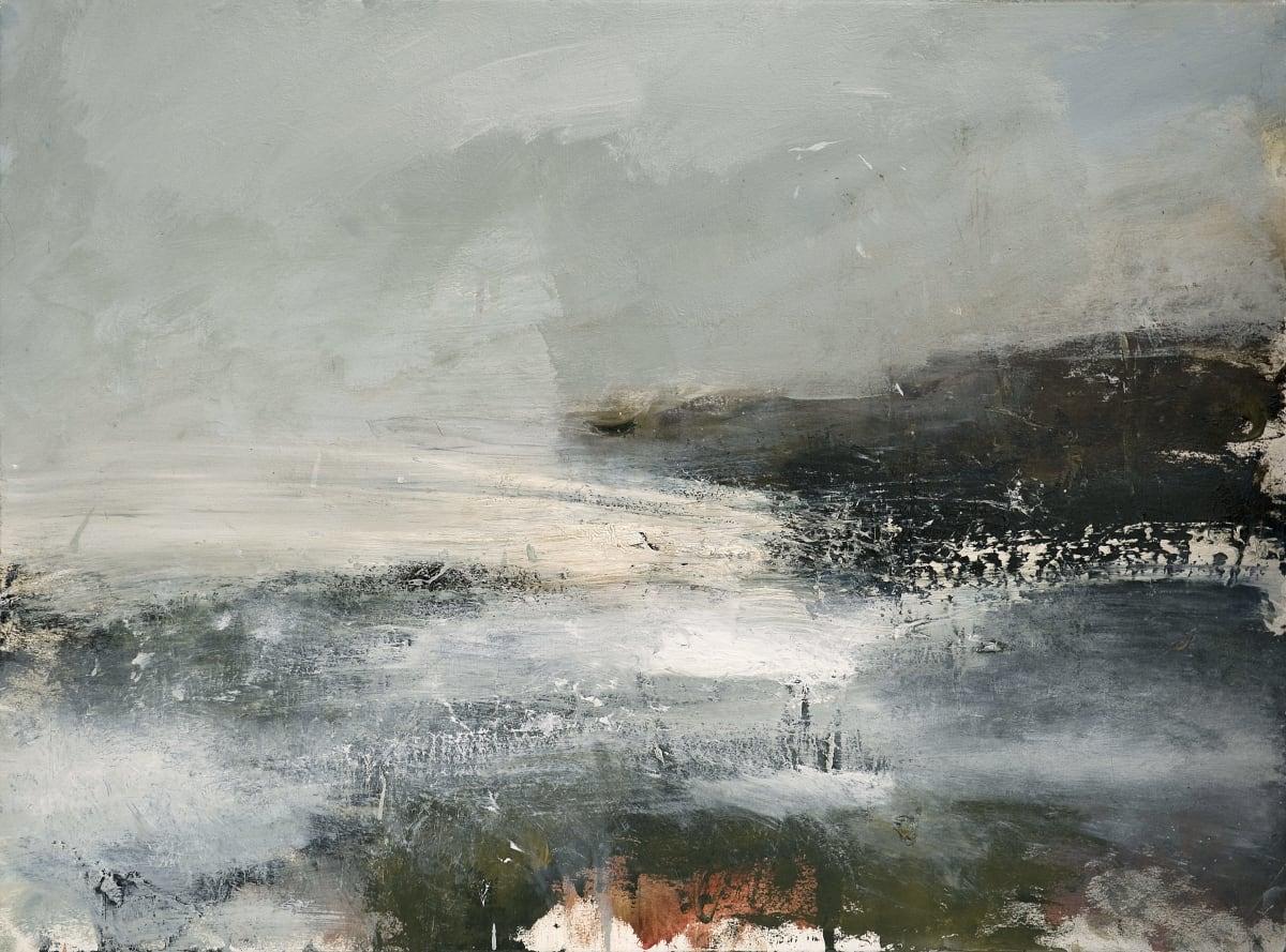 Dion Salvador Lloyd Seaslat, 2019 Oil on Canvas 56 x 77 x 4.5 cm 22 1/8 x 30 1/4 x 1 3/4 in
