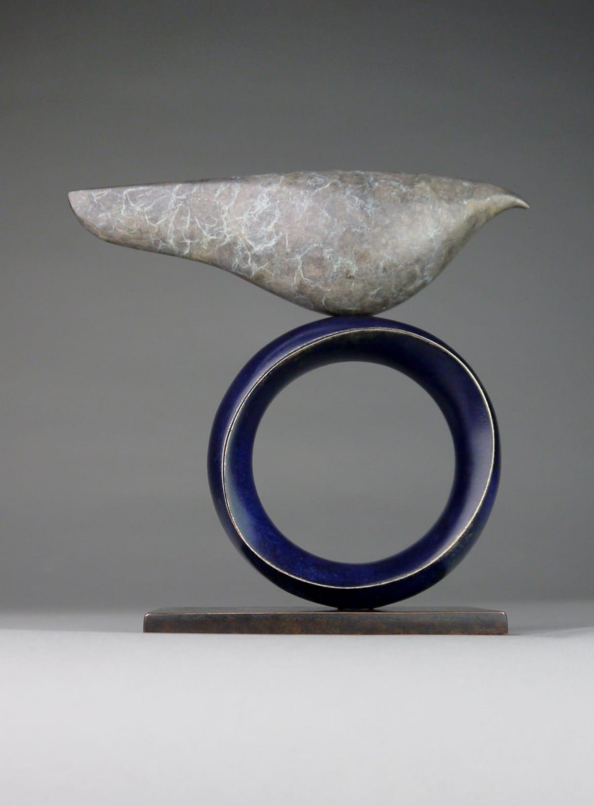 Stephen Page Venus Bird, 2019 Bronze Sculpture 14 x 14 x 6 cm 5 1/2 x 5 1/2 x 2 3/8 in Edition 20 of 25