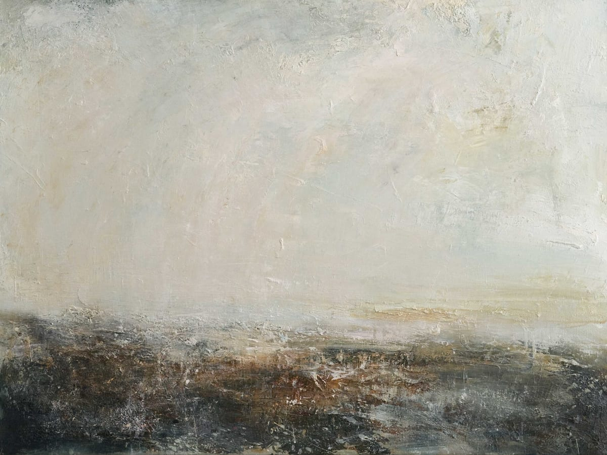 Dion Salvador Lloyd Sunup, 2019 Oil on Canvas 76 x 101.5 x 5 cm 29 7/8 x 40 x 2 in